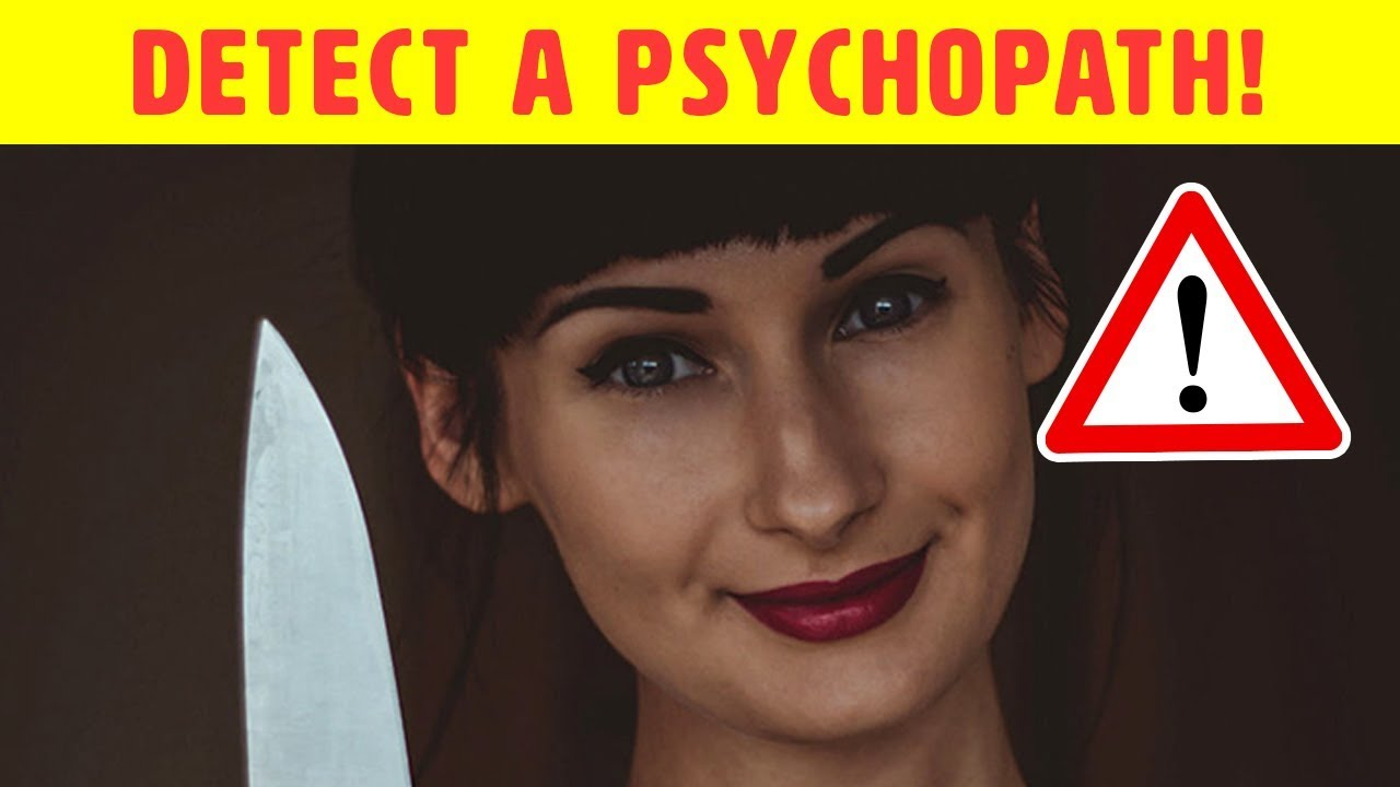 20 Traits Of A Psychopath by Bestie