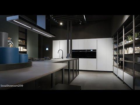 Prezioso Casa Camere Da Letto.Prezioso Casa Presenta Stosa Cucine Novita 2019 Youtube