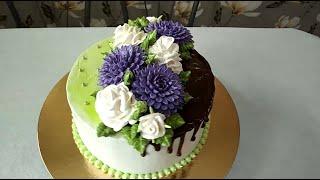 Торт для мужчины Кремовый торт ко Дню отца