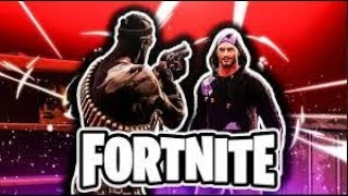 Fortnite Thug Life In The Hood Ep.1 (The Stick Up) SKIT