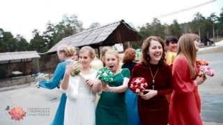Букеты для подруг невесты