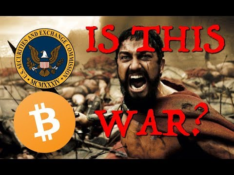 SEC declares WAR on crypto?