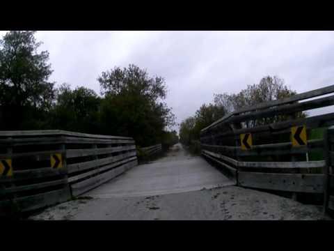 Devil's River State Trail (Northbound) Rockwood to Denmark, WI - Part 2