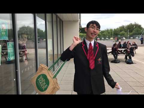 MY SCHOOL LEAVERS VIDEO!