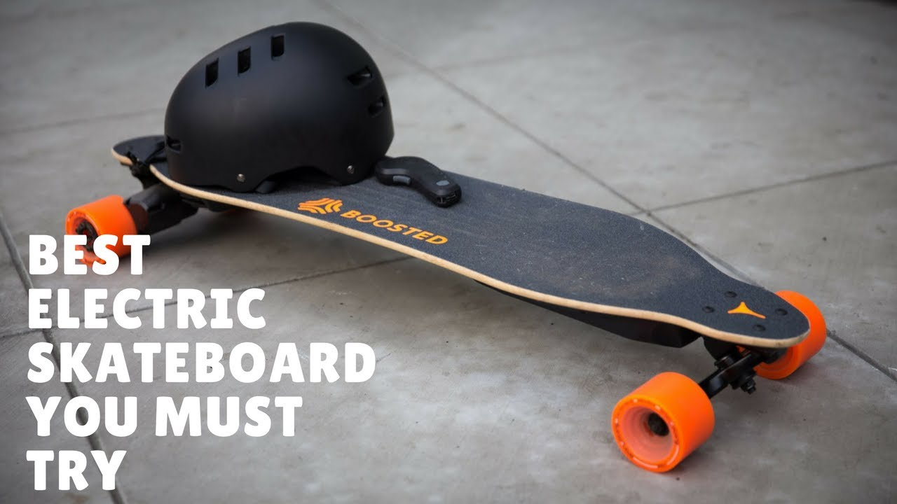 5 Best Electric Skateboards You Must Try  YouTube