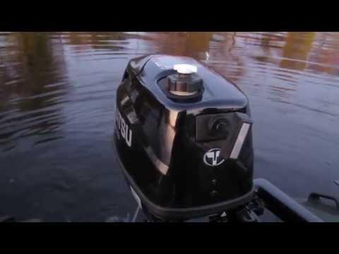 Лодочный мотор Тохатсу 5 л.с(4-ёхтактный) Лодка Флинк 290,Флагман 330U