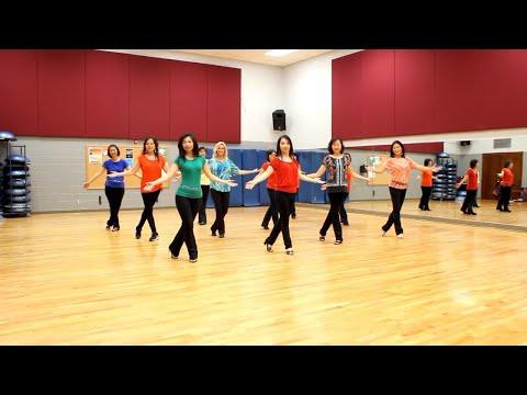 Boots - Line Dance (Dance & Teach in English & 中文)