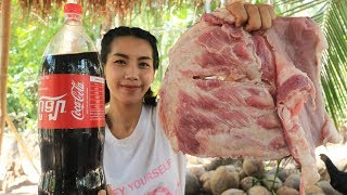 Yummy cooking pork ribs with cocacola recipe - Cooking skill