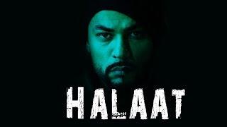 Halaat - Bohemia   New 2016 rap beat   bohemia Type beat