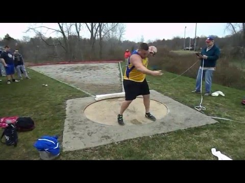Marcus Vieira Shot Put 1310