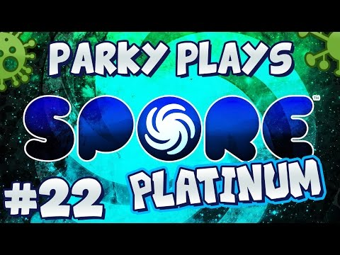 Let's Play Spore Platinum - Part 22 - EPIC MONEYS (PlatinumSpore Mod)