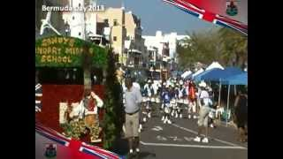 Bermuda Day Parade 2013 Video Clips Part 6