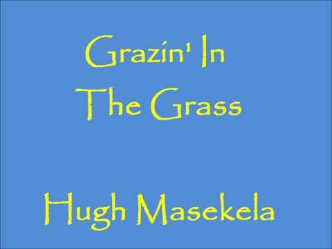 Hugh Masekela - Grazin In The Grass.wmv