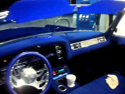CANDY ORANGE & CANDY COBALT BLUE CHEVY VERTS BACK 2 BACK ...