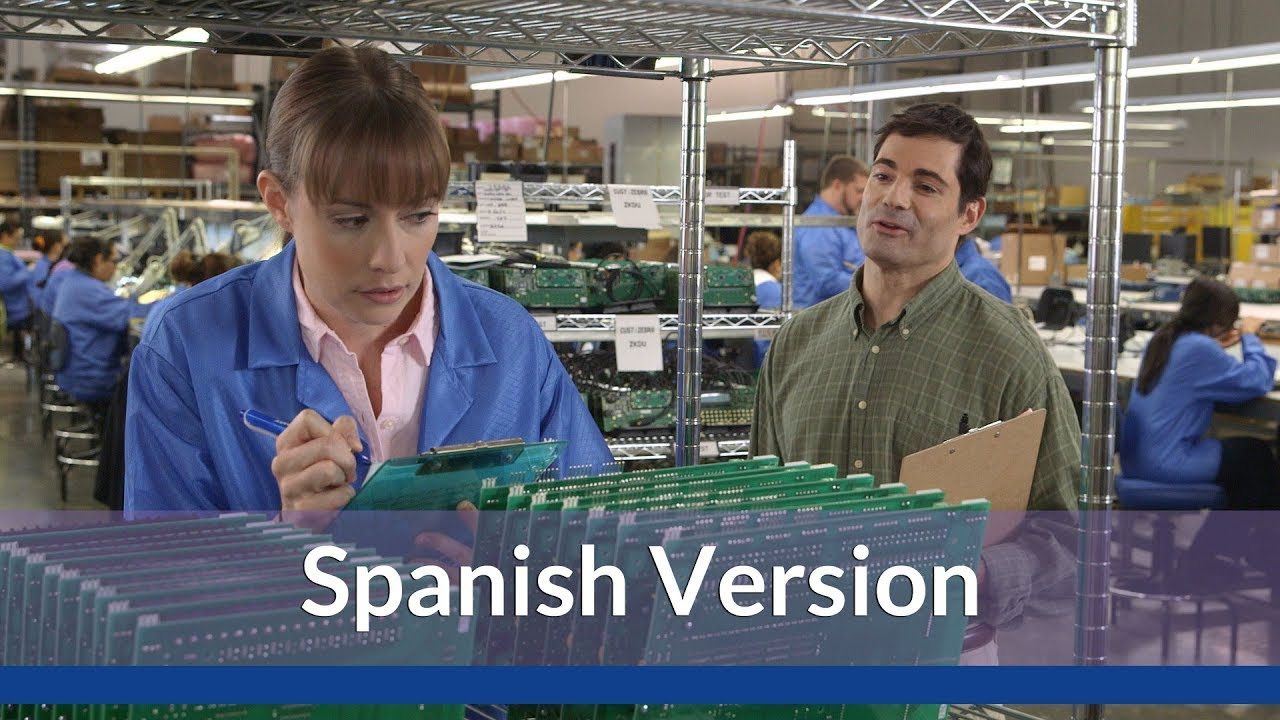 Sexual harassment employee training spanish