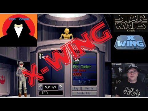 Star Wars Classic - Original X-Wing Gaming. Let's begin. |