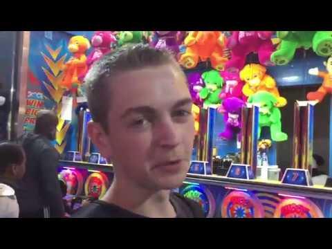 Carnival game fun... NC State Fair... 10/20/17