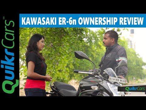 Kawasaki ER-6N Long-Term Ownership Review | QuikrCars