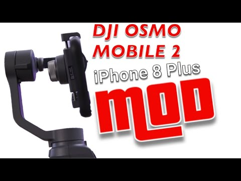 hot sale online 34272 73810 iPhone 8 Plus with a Case MOD for DJI OSMO Mobile 2 - Rubber lining HACK