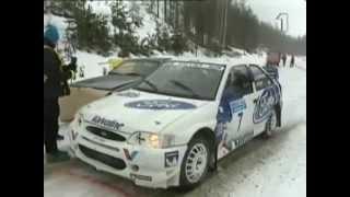 Rally VM 1998 Deltävling 2 Svenska rallyt andra etappen