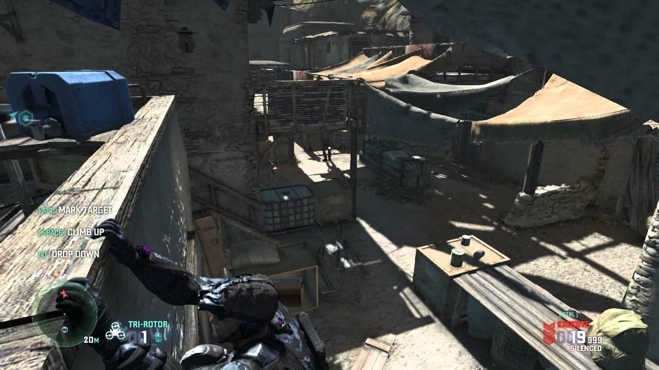 Tom Clancy's Splinter Cell Blacklist Bölüm 2-Insurgent Stronghold