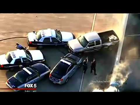 police chase fairfax and lethal los angeles