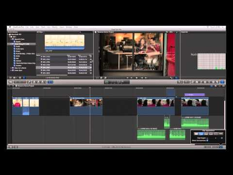 Final Cut Pro X: A Look From Past to Present to Future (Complete Footage)