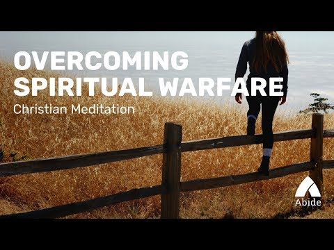 Christian Meditation: Spiritual Warfare Verse – Be Strong in the Lord