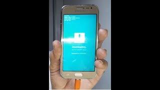 Substituição da ROM do Samsung J2 - J200BT