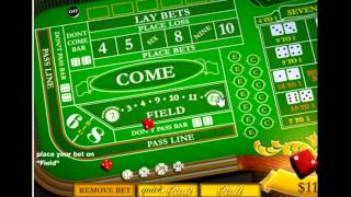 Craps For Beginners How To Bet Playing The Field