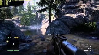 Far Cry 4 on Phenom II X6 1055T @ 3.9ghz, GTX 660ti 3gb