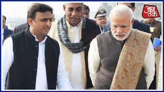 100 Shehar 100 Khabar: Akhilesh Asks PM To Do 'Kaam Ki Baat'; Rahul Says Modi Spreading Hatred