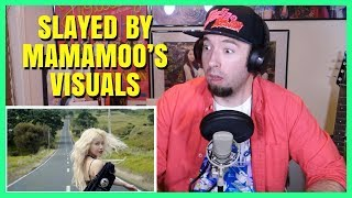 Slayed by Mamamoo's Visuals | Musician Reacts MAMAMOO 'Starry Night' MV | JG-REVIEWS: KPOP