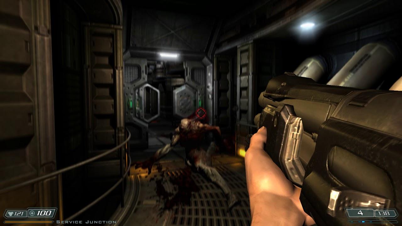 Doom 3: BFG Edition | Lost Mission - Enpro Sector 2 [Full walkthrough #2]