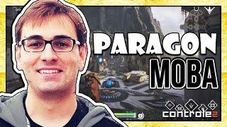 PARAGON - MOBA em Terceira Pessoa... com BRKsEDU!