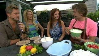 Mitt kök: Sverigeresan hos Laila Bagge och Niclas Wahlgren - TV4