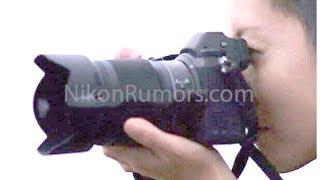 Nikon Full-Frame Mirrorless Camera