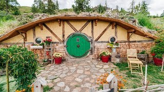 A Hobbit House You Can Stay In