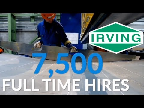 We're Hiring! J.D. Irving, Limited Jobs Forecast 2019-2021