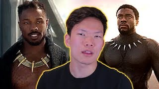 The Problem with Black Panther!!!