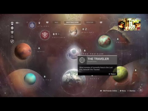 YourLivingGod's Live PS4 Pro  ( * Destiny 2 Calus prestige* TV ) Broadcast 21/05/2018