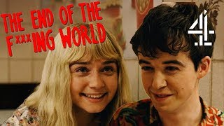 James & Alyssa's Best Moments in Series 1 | The End of the ******* World
