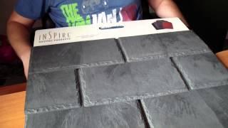 видео Сланцевая плитка для пола - преимущества и характеристика материала