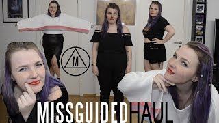 $450 Missguided Curve Try-On Haul