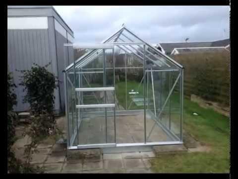 Timelapse Greenhouse Build