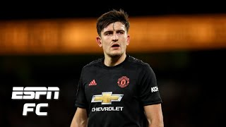 Man United's problems go beyond Harry Maguire's injury - Craig Burley | Premier League