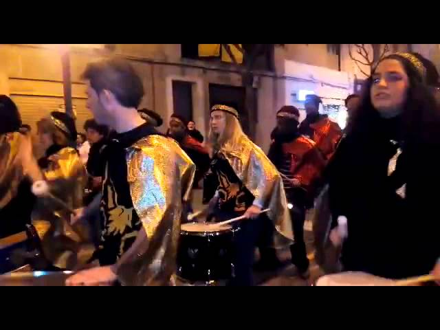 Timbalers del camell!
