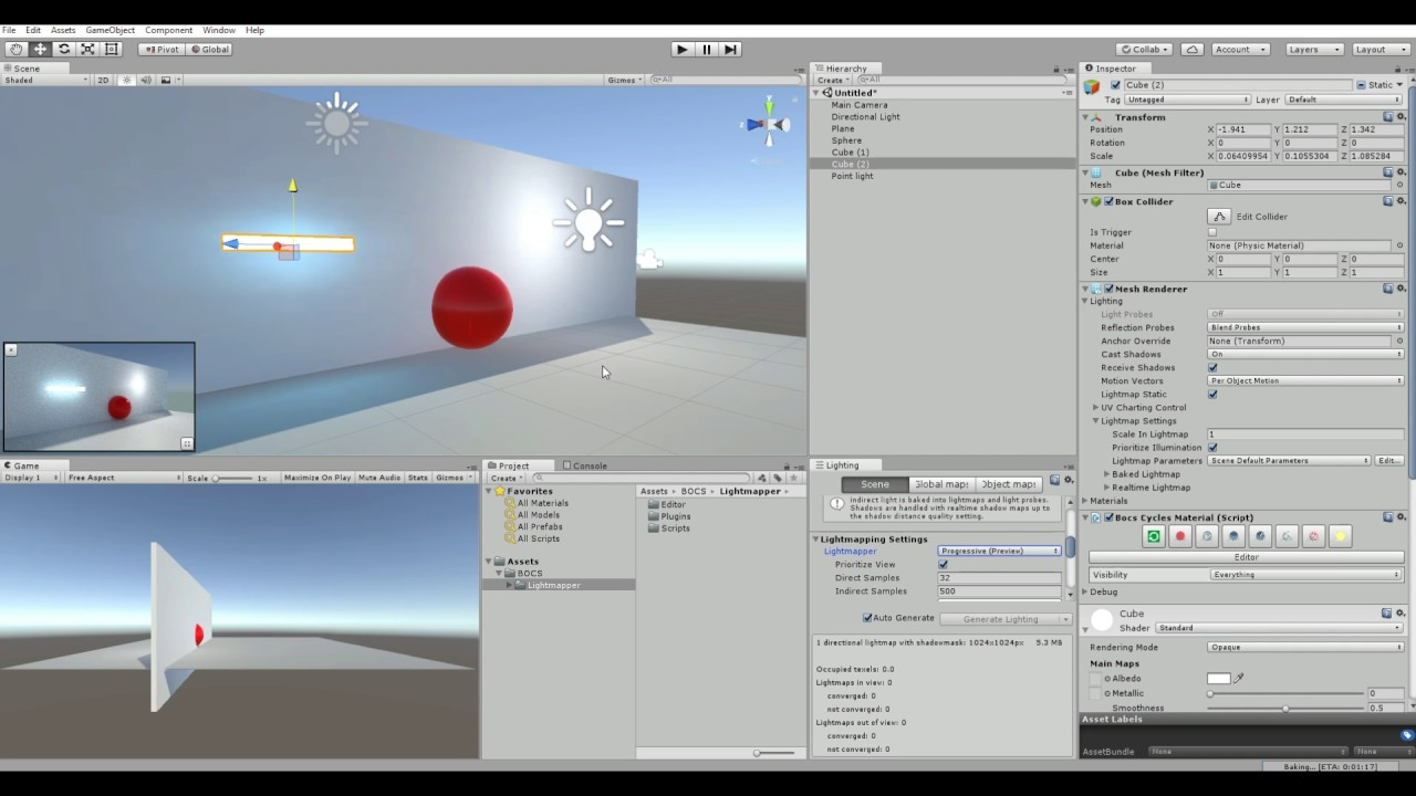Unity - Enlighten deprecation and replacement solution
