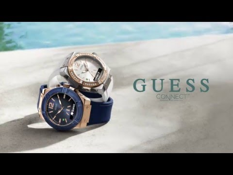 GUESS Watches: GUESS Connect Smartwatch