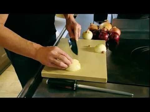 Gordon ramsay how to chop an onion youtube gordon ramsay how to chop an onion ccuart Gallery